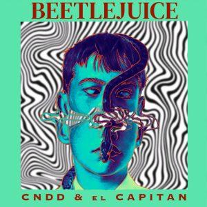 beetlejuice kapak