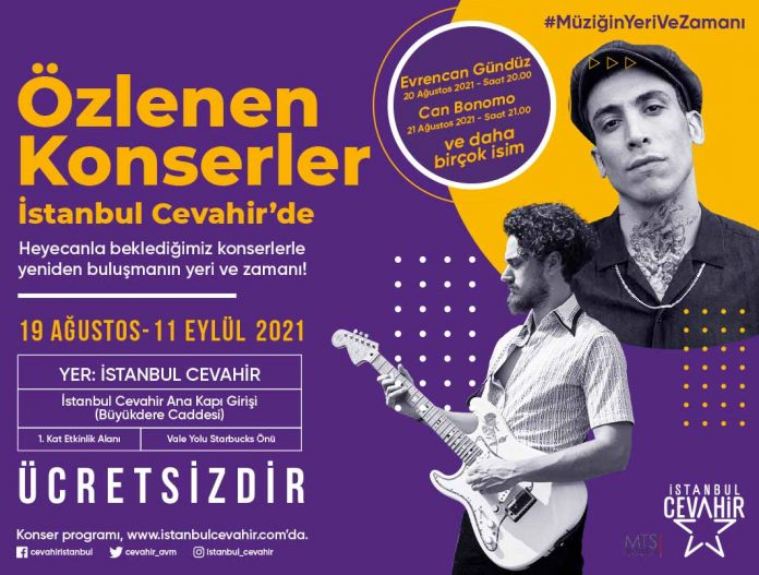 istanbul cevahir konserler