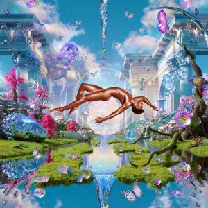 lil nas x artwork album montero
